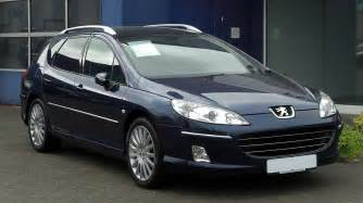Peugeot 407 V6 Peugeot 407 V6 Hdi Technical Details History Photos On