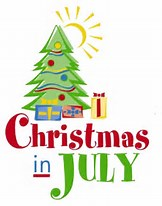 Image result for christmas in july clip art
