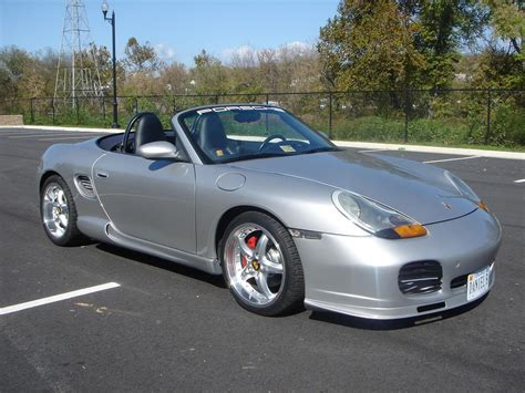 2000 Porsche Boxster by Hispeed 007 2000 Porsche Boxster Specs Photos