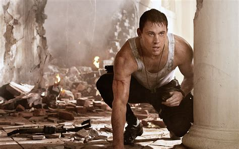 watch white house down 2013 full movie trailer white house down wallpaper channing tatum