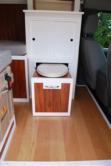 cer van with bathroom 25 best ideas about cer conversion on pinterest