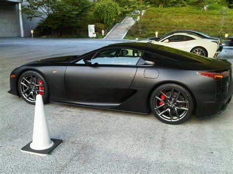 lexus rcf matte black matte black lfa 6speedonline porsche forum and luxury