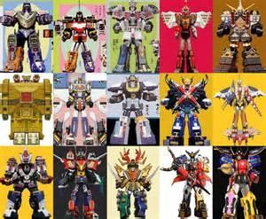 Megazords Combined 6th Ranger Megazords Chipmunkraccoon2 Deviantart