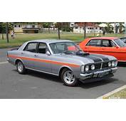Ford Falcon Gtho Phase 2 Best Photos And Information Of
