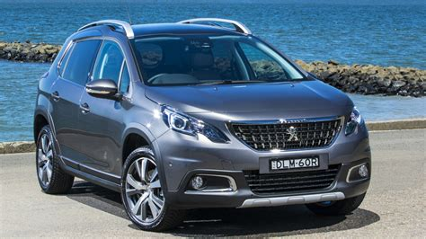peugeot cars 2017 2017 peugeot 2008 review caradvice
