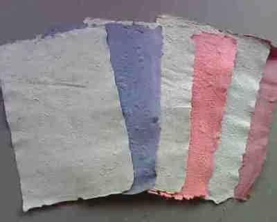 teks prosedur membuat kertas daur ulang dhie diah arjom daur ulang kertas tanpa screen sablon