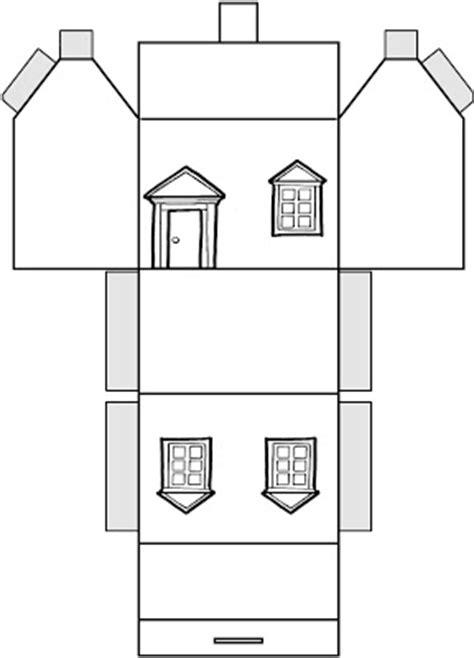 Papier De Maison by Sous Mon Arbre Maisons En Papier