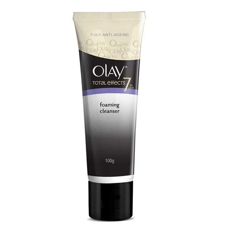 Olay Total Effects Cleanser olay total effects 7 in one anti aging foaming cleanser