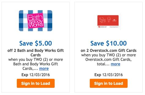 Gift Cards Deals - a few more gift card deals at kroger points with a crew