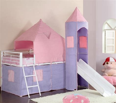 loft bed for girls bunk beds for girls with beautiful and charming designs