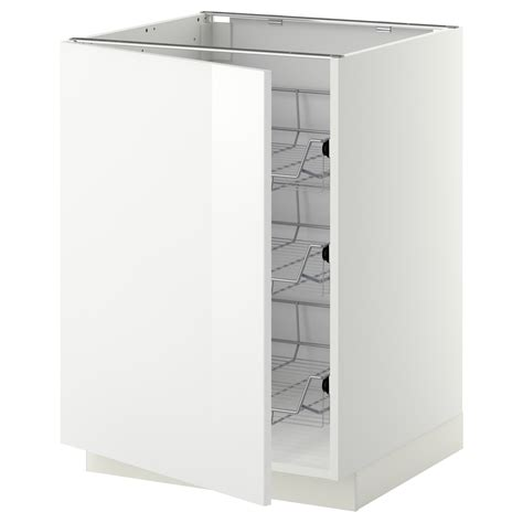 what if ikea runs out of cabinets during this year s metod base cabinet with wire baskets white ringhult white