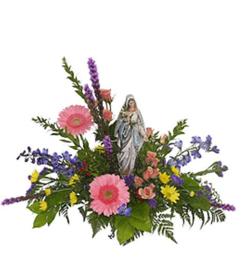 fresh flower arrangement fresh flower arrangement virgin mary fresh flower