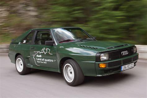 Audi Tt 8j Zahnriemenwechsel by 1984 Audi 80 Quattro Widebody German Cars For Sale Blog