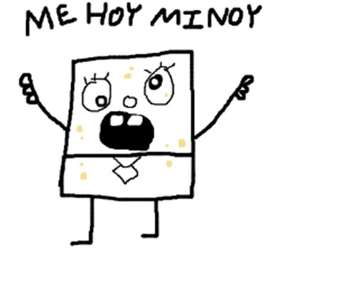 doodlebob me hoy minoy 10 hours as an actual