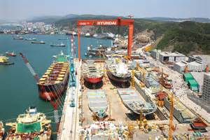 Hyundai Heavy Industry Hhi Receives Its Ship Order In 2016 Shipping Herald
