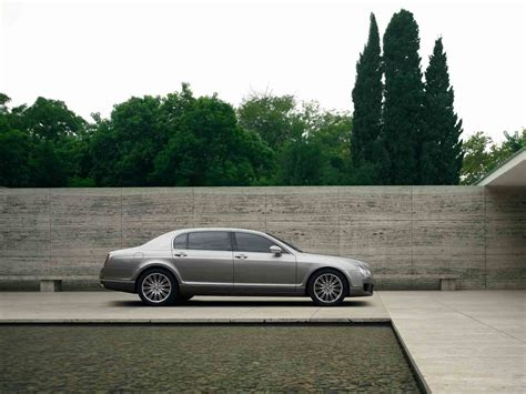 2009 bentley flying photo bentley continental flying spur speed sur pictures