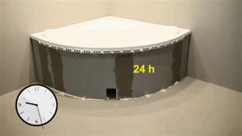 badewannen einbauen badewanne einbauen einfache wannentr 228 ger