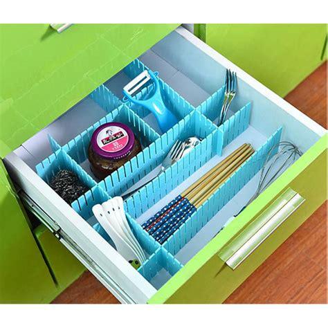 diy grid socks diy grid drawer divider 4pcs plastic drawer clapboard