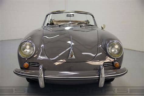 porsche slate 1964 356 c cabriolet sloan cars
