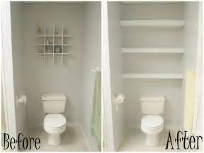 toilet bathroom shelves building a floating shelf in your toilet cove reality
