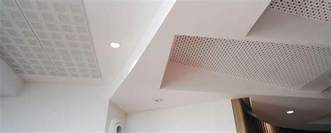 Placo Pour Plafond by Placo Gyptone 174 Plafonds D 233 Coratifs Et Acoustiques L Placo