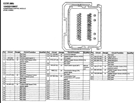 2008 ford focus ignition wiring diagram efcaviation