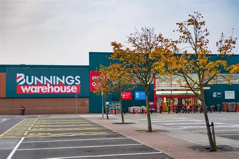 bunnings warehouse opens seventh store housewares