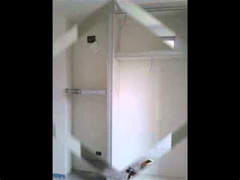 ho una galassia nell armadio armadio a muro in cartongesso di junaro