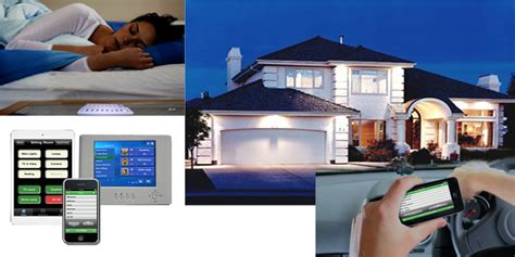 technologies used in home automation