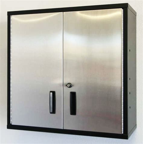 30 inch stainless modular wall cabinet