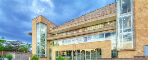 Mba Courses In Kenya by Home Strathmore Business School