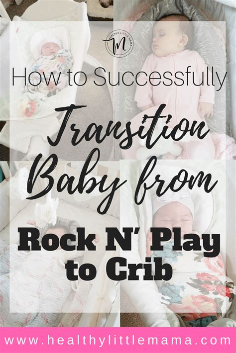 rock n play to crib transition healthy