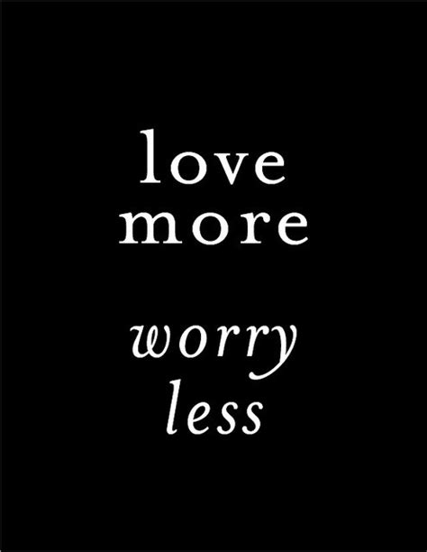 love this just would want more of an aline short hair inspirational picture quotes love more worry less