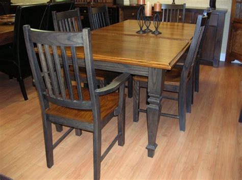 country kitchen table chairs country kitchen tables table solid oak table and chairs