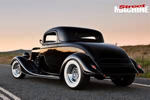 454ci 1934 ford three window coupe
