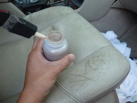 Diy Upholstery Repair by How To Repair Cracked Leather Seats