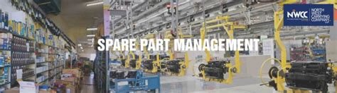 effective spare parts management  services  crucial