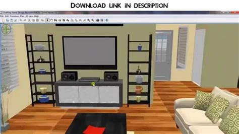 3d room design software deentight