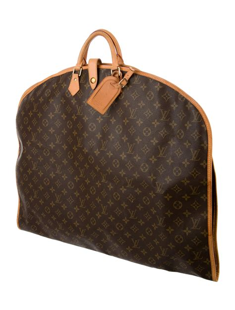 louis vuitton monogram garment bag handbags lou