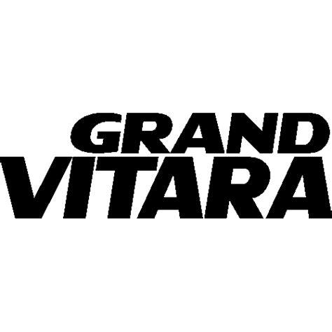 Suzuki Vitara Logo Sticker Et Autocollant Suzuki Grand Vitara
