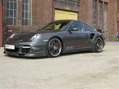 gun metal grey car paint edo porsche 997 turbo shark johnywheels
