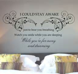 pics photos wall decal sticker vinyl art quote bedroom quote wall decals ebay