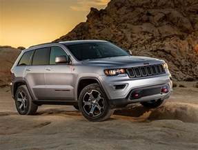 Jeep Grand Trailhawk Jeep Adds Grand Trailhawk And Summit Models 95
