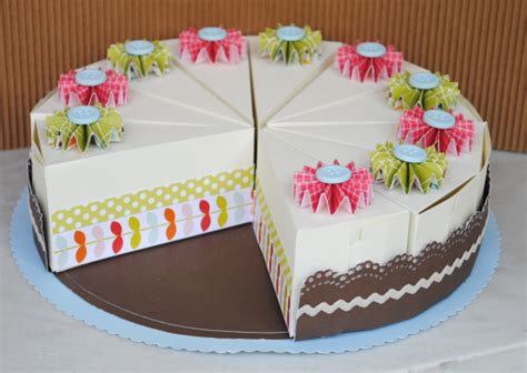 How To Make A Cake With Paper - food packaging presentation on paper cake