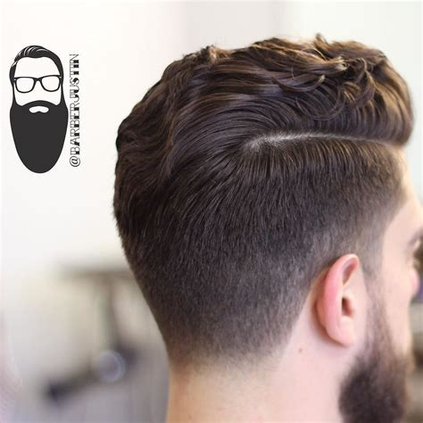 hair styles for long neck men ba 250 da moda masculina cortes de cabelo masculino pro lado