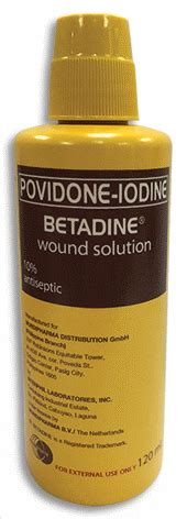 Murah Onemed Povidone Iodine 60ml betadine topical solution cleanser dosage information mims philippines