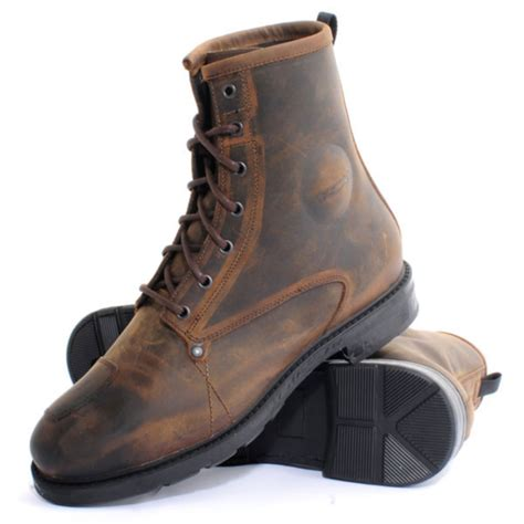 which motorcycle boots tcx x blend wp motorcycle boots waterproof vintage leather