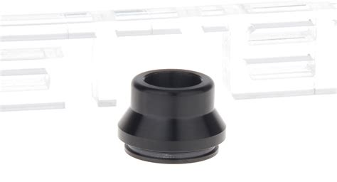 Wide Bore Drip Tip Black 316 Stainless Steel For 24mm Rda 24 Mm buy wide bore drip tip 24mm e cig atomizer black 316