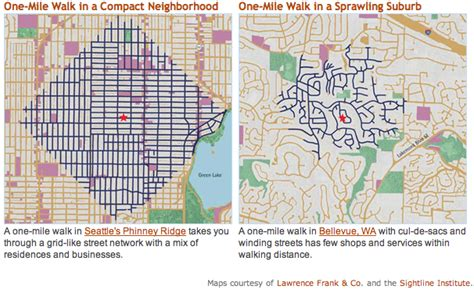 grid pattern planned city in india two maps show how we designed walking out of the suburbs