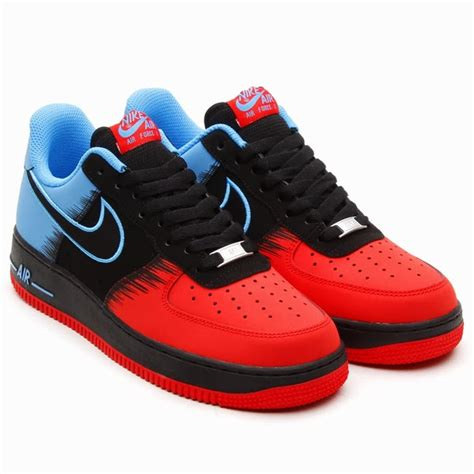 colorful air forces effortlesslyfly footwear platform for the